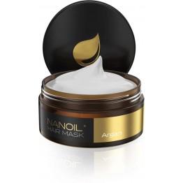 Nanoil  Арганова маска за к