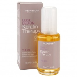 Keratin Therapy The Oil Мас