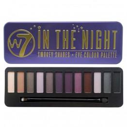 W7 In The Night Сенки за оч