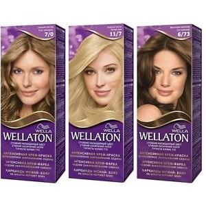 Wellaton Боя за коса