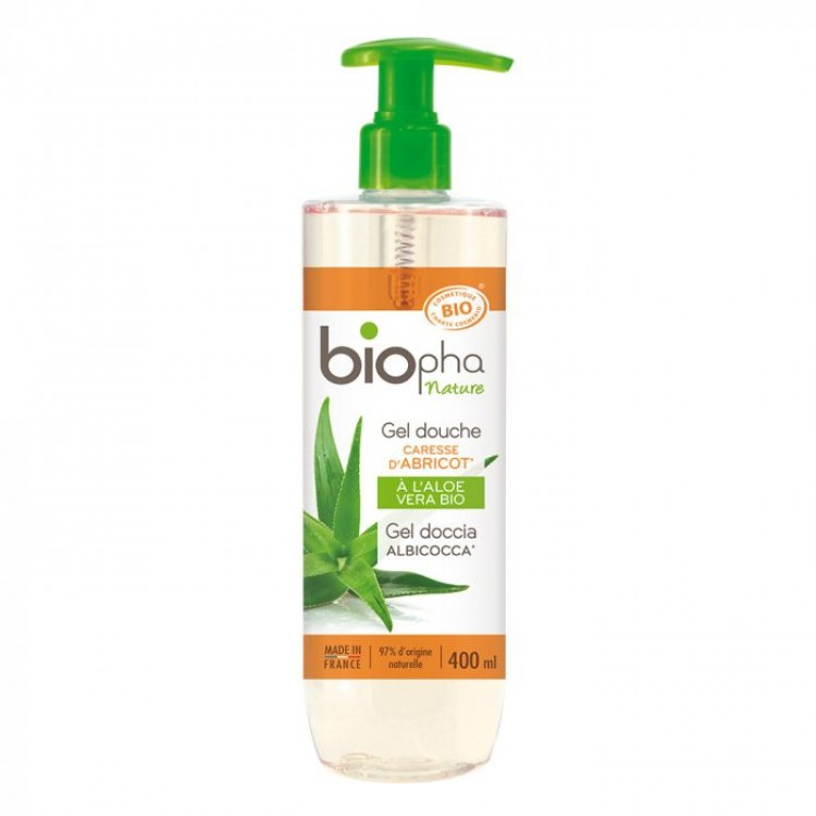 BioPha Nature Душ Гел 400ml.