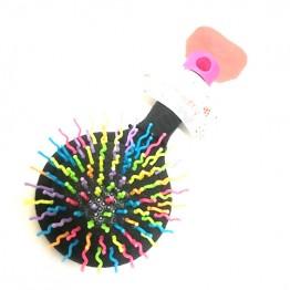 Цветна четка за коса