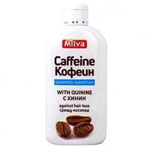 Milva Шампоан - Кофеин