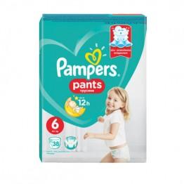 Pampers Бебешки памперси-га