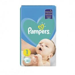Pampers Newborn  Бебешки па