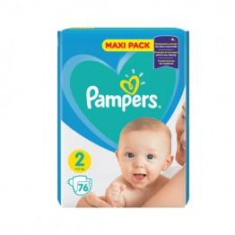 Pampers Бебешки памперси VP