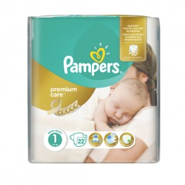 Pampers Premium Care SMP S1