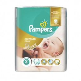 Pampers Premium Care SMP S2