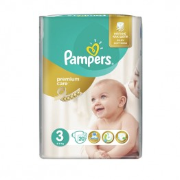 Pampers Premium Care SMP S3