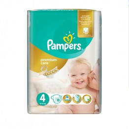 Pampers Premium Care SMP S4