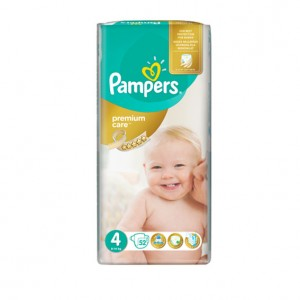 Pampers Premium Care VP  S4