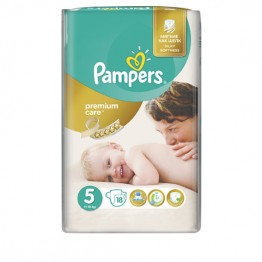 Pampers Premium Care SMP S5
