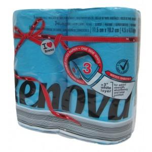 Renova Тоалетна хартия - Си