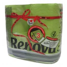 Renova Тоалетна хартия - Зе