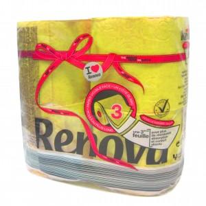 Renova Тоалетна хартия - Жъ