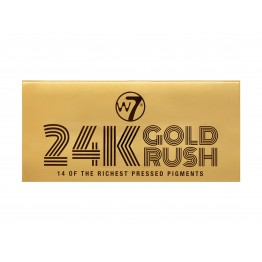 W7 24K Gold Rush Сенки 14 ц