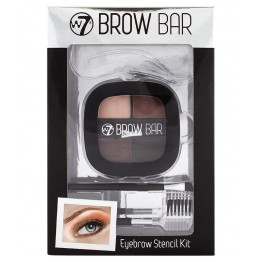 W7 Brow Bar Set Комплект за