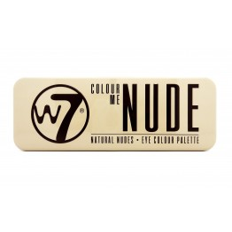 W7 Colour Me Nude Сенки за