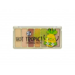 W7 HOT TROPIC! Eyeshadow Pa