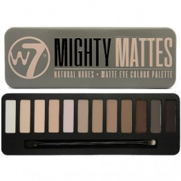 W7 Mighty Mattes Сенки за о