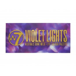 W7 Violet Lights Сенки за о