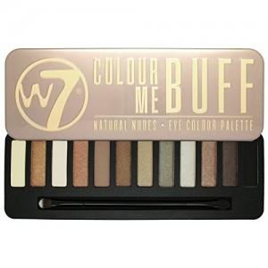 W7 Colour Me Buff Сенки за