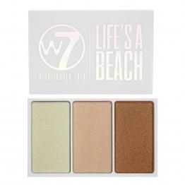 W7 Life's A Beach Хайлайтър