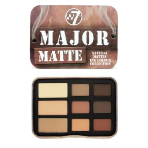 W7 Major Matte Сенки за Очи