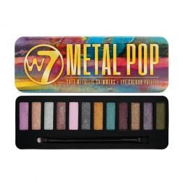 W7 Metal Pop Сенки за Очи 1