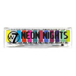 W7 Neon Nights Сенки за Очи