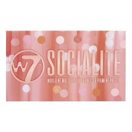 W7 SOCIALITE Сенки за очи 1