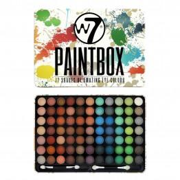 W7 PaintBox Сенки за Очи -